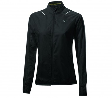 Mizuno - ImpermaLite women's running jacket (black)