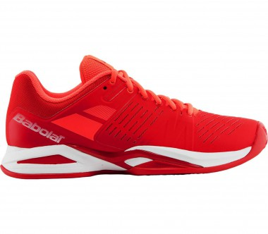 Babolat - Propulse Team Clay men's tennis shoes (red/white)