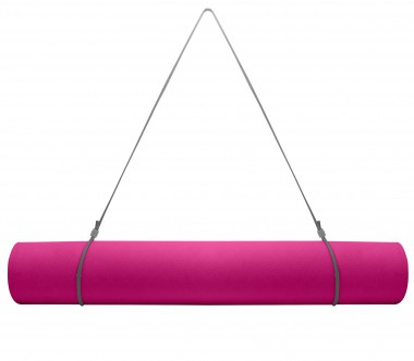 Nike - Fundamental yoga mat 3mm (pink)
