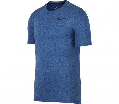 Nike - Hyper Dry Shortsleeve men's top (blue/black)