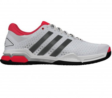 Adidas - Barricade Team 4 Clay men's tennis shoes (white)