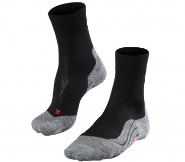 Falke - RU4 men's running socks (grey/black)
