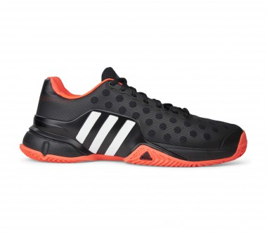 Adidas - Barricade 2015 Clay men's tennis shoes (black/red)