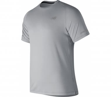 New Balance - Seasonless UPF men's running top (grey)
