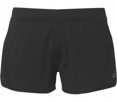 Asics - Mesh women's training shorts (black)
