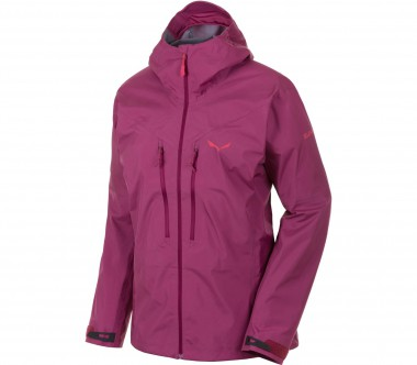 Salewa - Pedroc GTX ACT women's 3 layer shell jacket (dark red)