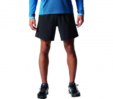 Adidas - Supernova 7 Inch men's running shorts (black)