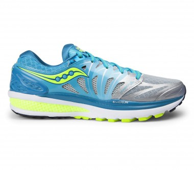 Saucony - Hurricane Iso 2 women's running shoes (tüturquoise/silver)
