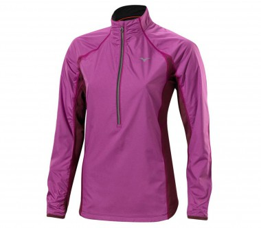 Mizuno - BT Hyper women's running top (violet)