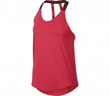 Nike - Breathe women's training tank top top (red)