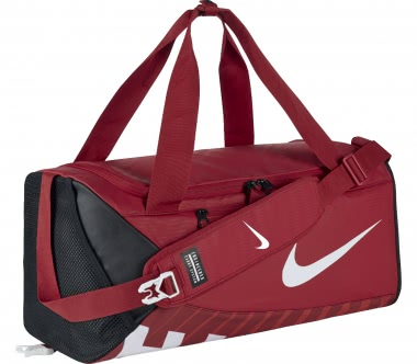 Nike - Alpha Adapt Crossbody Small Sac de formation (rouge/noir)