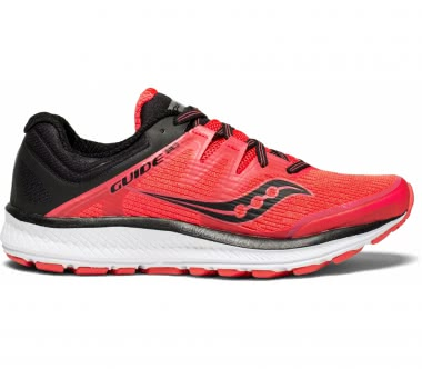 Saucony - Guide ISO women's running shoes (red/black)