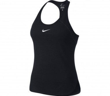 Nike - Dry Slam women's tennis tank top (black)