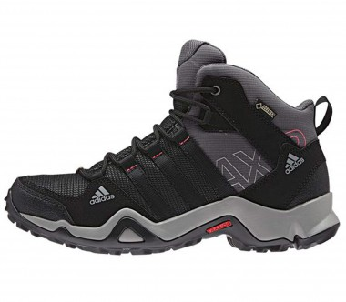 Adidas - AX2 Mid GTX women's trekking shoes (black)