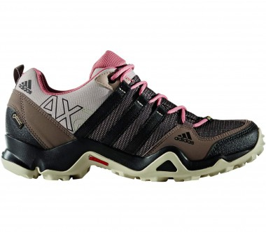 Adidas - AX2 GTX women's hiking shoes (brown/black)