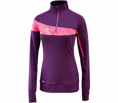Saucony - Run Strong Sportop women's running top (violet)