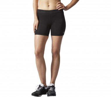 Adidas - Techfit 5 Inch shorts women's training pants (black)