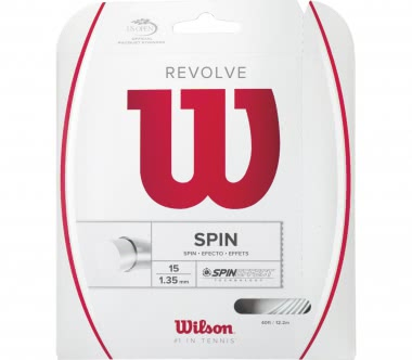 Wilson - Revolve 12m tennis strings (white)