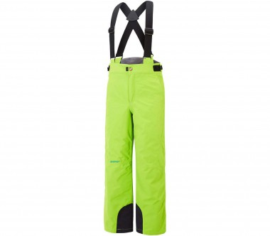 Ziener - Ando Children skis pants (green)
