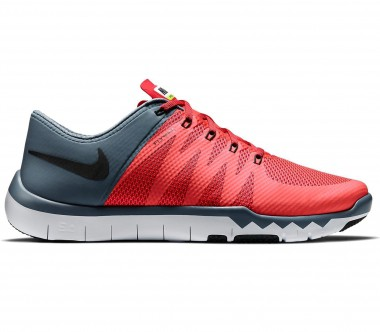 Nike - Free Trainer 5.0 V6 men's training shoes (red/blue)