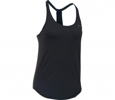 Under Armour - Heatgear Armour Coolswitch women's training tank top (black)