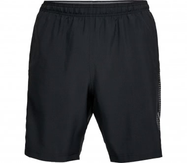 Under Armour - Woven Graphic men's training shorts (black)