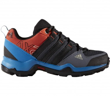 Adidas - AX2 CP Children hiking shoes (black/blue)