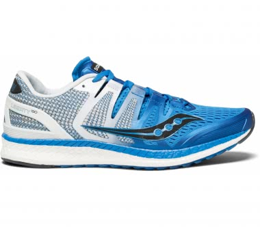 Saucony - Liberty ISO men's running shoes (blue/white)