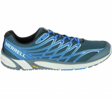 Merrell - Bare Access 4 men's trail running shoes (blue)