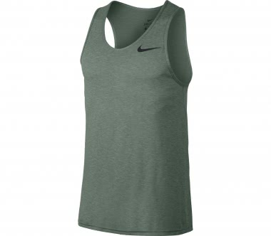 Nike - Breathe Training men's tank top (dark green)