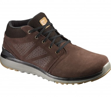 Salomon - Utility Chukka TS WR men's winter shoes (brown)