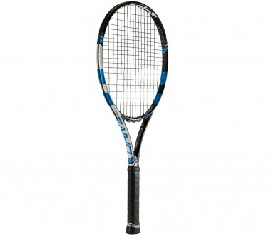 Babolat - Pure Drive Tour unstrung tennis racket (black/blue)
