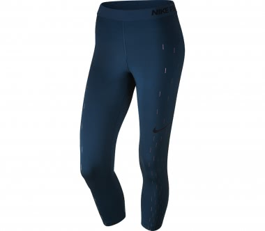 Nike - Pro Capris women's training pants (blue)