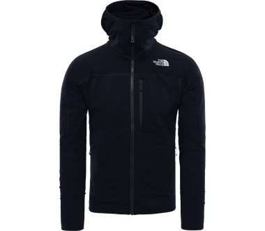 The North Face - Incipent Hooded men's Power Stretch fleece jacket (black)