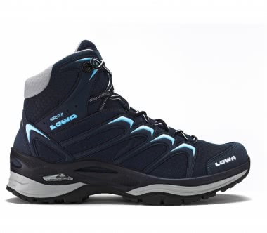 Lowa - Innox GTX MID women's trekking shoes (dark blue/light blue)