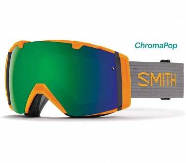 Smith - I/O ski goggles (yellow/grey)