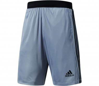Adidas - Designed 2 Move 3S men's training shorts (grey)