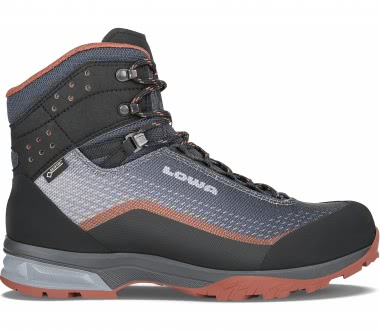 Lowa - Irox GTX® Mid men's trekking shoe (grey/red)