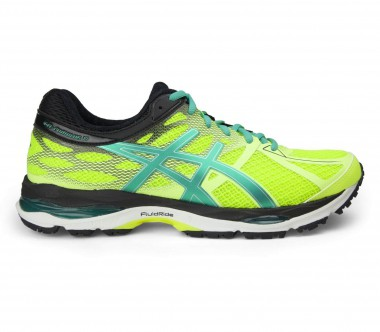 Asics - Gel-Cumulus 17 men's running shoes (yellow/green)