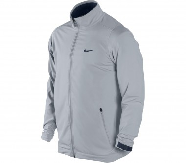 Nike - Roger Federer US Open Hard Court Woven Jacket grau - FA12 - Tennis - Tennis Cloth - Men