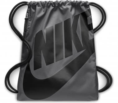 Nike - Heritage Gym Sack training bag (grey/black)