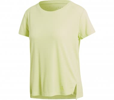 Adidas - Freelift Chill women's training top (light yellow)