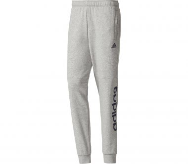 Adidas - Essential Linear T FL men's training pants (grey)