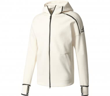 Adidas - Z.N.E. ND men's training hoodie (white)