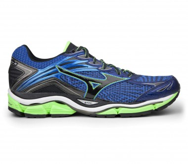 Mizuno - Wave Enigma 6 men's running shoes (blue/green)