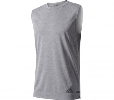 Adidas - Climachill sleeve women's training top (grey)