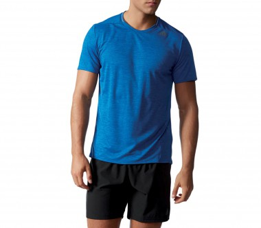 Adidas - Supernova Shortsleeve men's running top (dark blue)