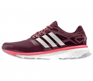 Adidas - Energy Boost 2 ATR women's running shoes (dunkellila)