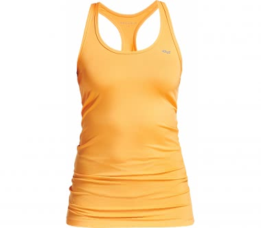 Röhnisch - Long Racerback women's training tank top top (orange)