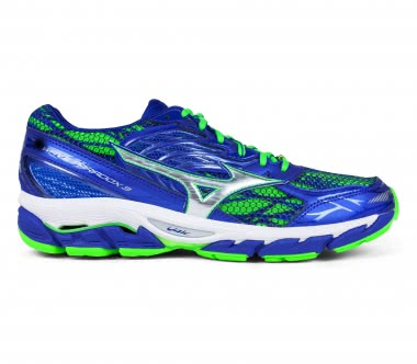 Mizuno - Wave Paradox 3 men's running shoes (blue/green)